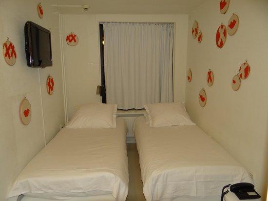Hotel The Exchange: Room 601