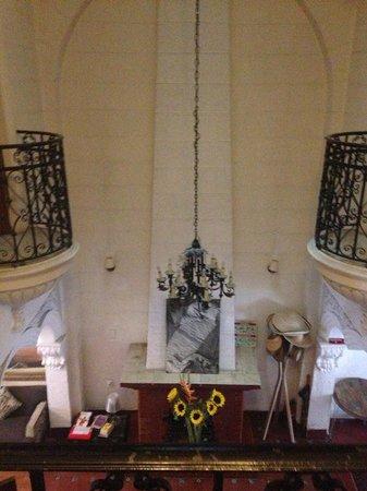 Condesa Haus: quartos com sacada pra dentro da casa