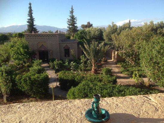 Sawadi: Vue de la terrasse