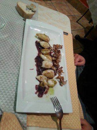 Donde Pablo: Chipirones ou calamar !! Délicieux ! Très bien préparé ! Un régal !!!