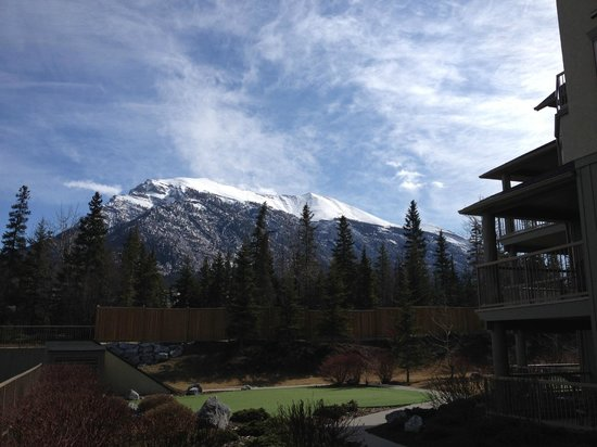 Windtower Lodge & Suites : The View