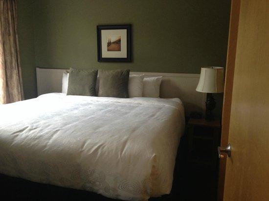 Windtower Lodge & Suites : Bedroom