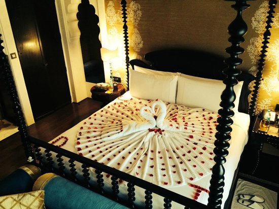 Fairmont Jaipur: Honeymoon welcome