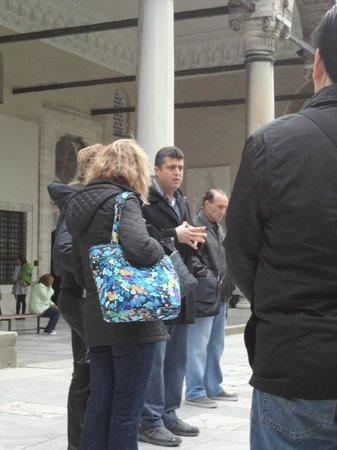 Touring Istanbul- Private Tours: Topkapi Palace