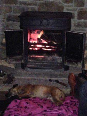 Quarlton Fold Farm : Perfect end to the day!