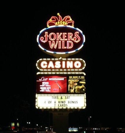 jokers wild casino