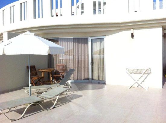 Capital Coast Resort & Spa: Balcony room 338