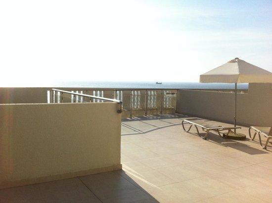 Capital Coast Resort & Spa: Balcony