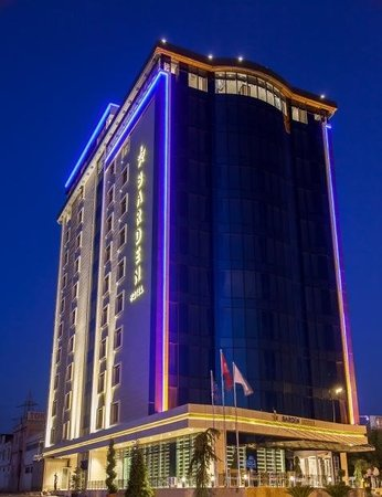 Siirt, Τουρκία: Hotel Barden