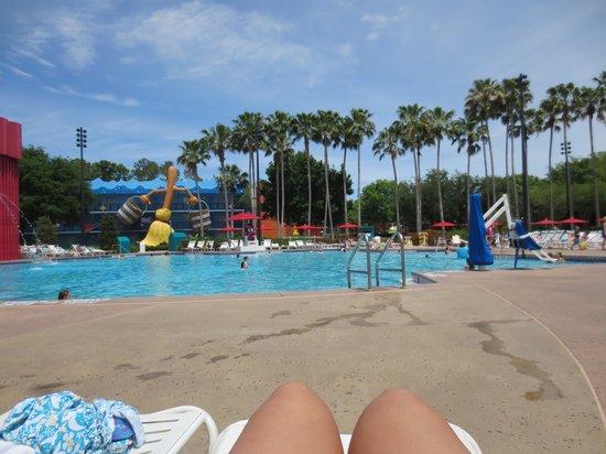 Disney's All-Star Movies Resort : Pool