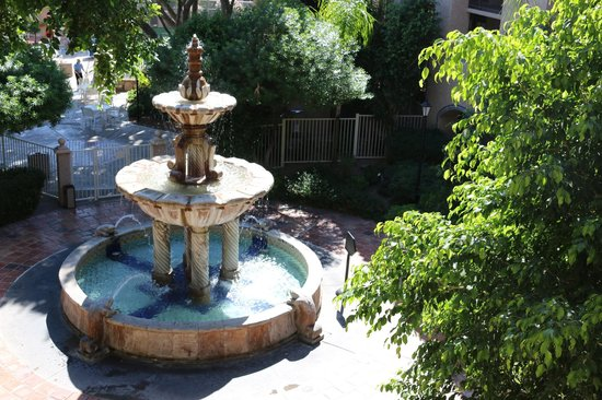 Chaparral Suites Scottsdale: So relaxing!