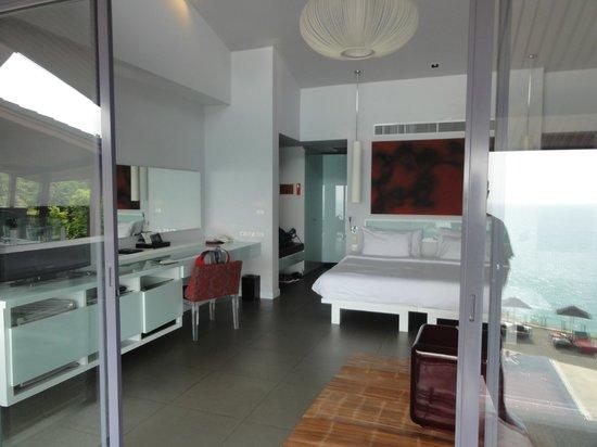 The Houben Hotel : Large modern bedroom