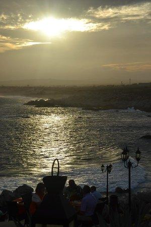 Sunset Da Mona Lisa : View