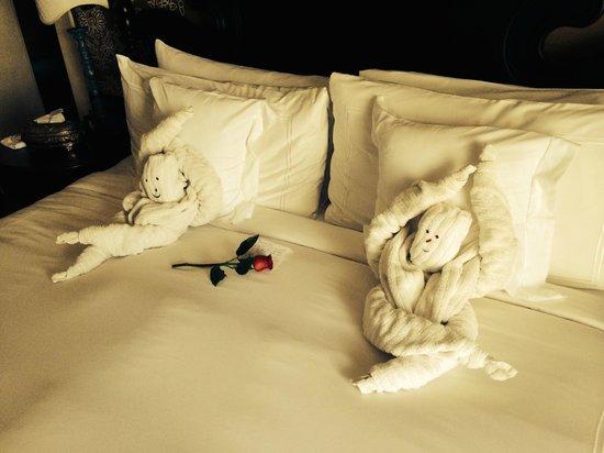 Fairmont Jaipur: Perfect housekeeping
