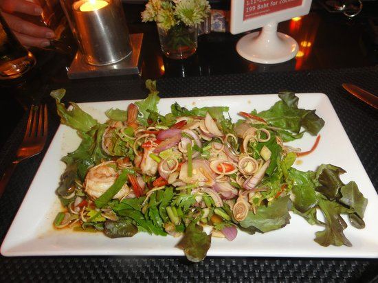 The Houben Hotel : Red Alert Meal