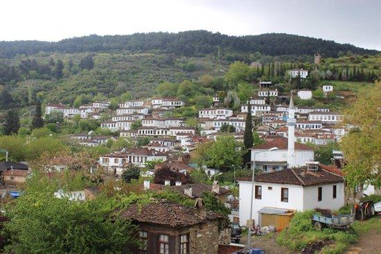 Hotel Sirince Evleri: Vue de la terrase