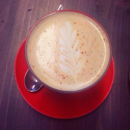 Agostini Café : Chai Latte