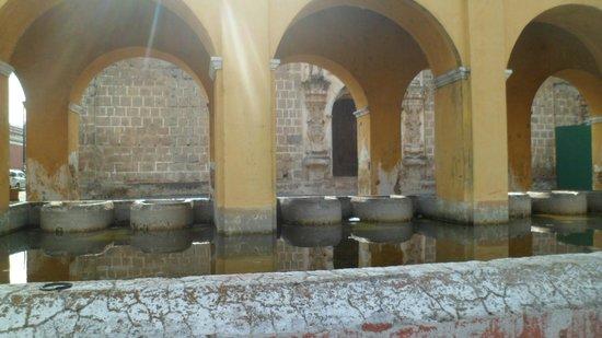 Hotel Posada Dona Luisa: las pilas