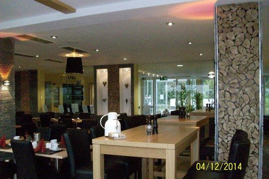 Quality Hotel Muenchen Messe: Dining Room