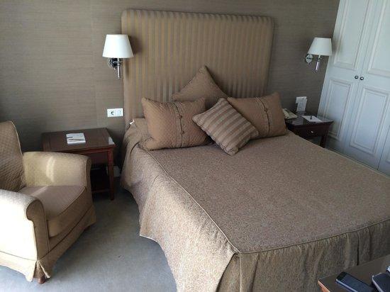 Hera Hotel: Single room