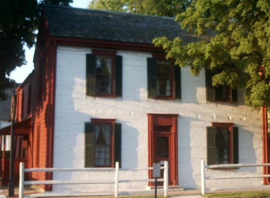 Troy, OH: Overfield Tavern Museum