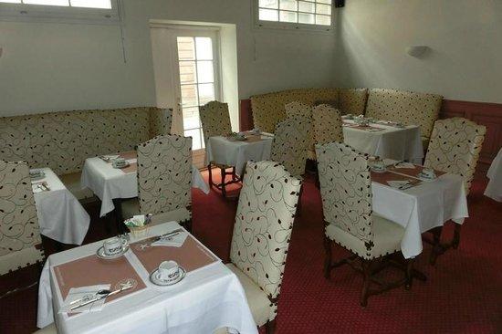 Inter Hôtel Le Bristol: Frühstücksraum