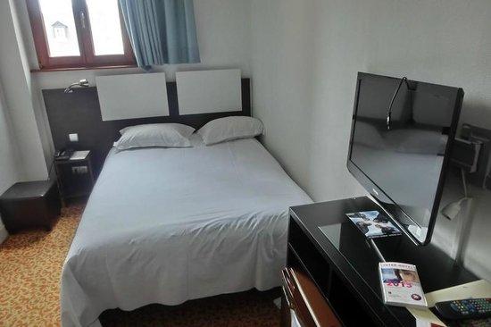 Inter Hôtel Le Bristol: Komfort-Einzelzimmer