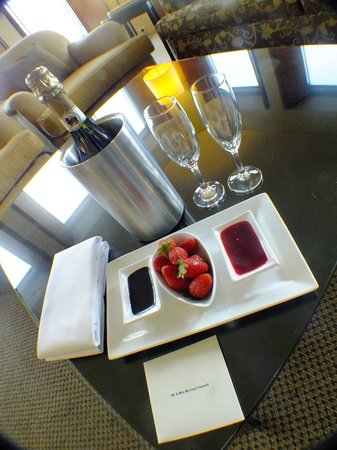 Sofitel Melbourne on Collins: Welcome back gift
