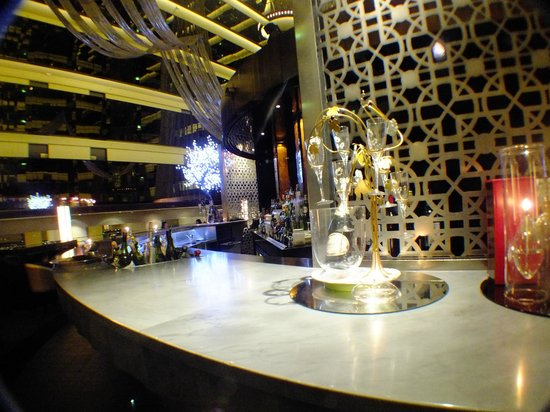 Sofitel Melbourne on Collins: Atrium bar