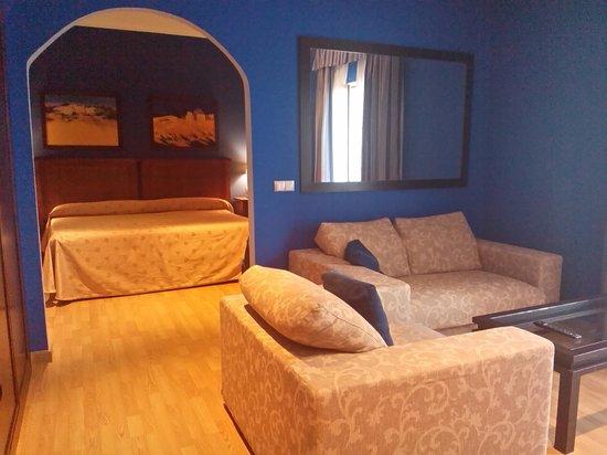 Hotel Ciudad del Renacimiento: Salón