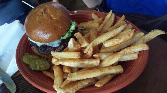 Cabo Wabo Cantina : Burger