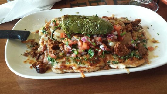 Cabo Wabo Cantina : Chicken Sabana