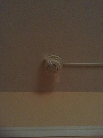Union Hotel: Smoke Alarm
