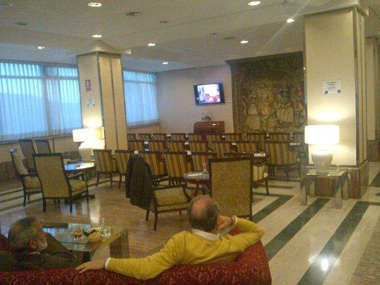 Tryp Guadalajara Hotel: Todo reservado