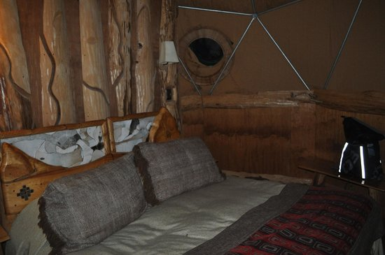 Ecocamp Patagonia : Room