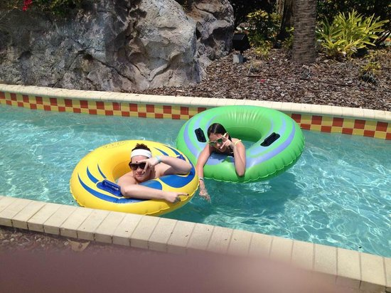 Fantasy World Club Villas: Lazy River was Awesome!