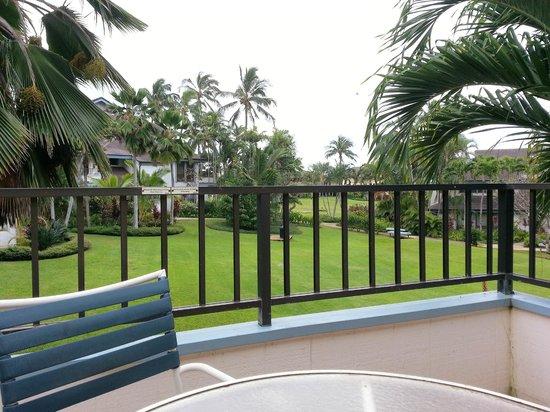 Suite Paradise: Nice garden view