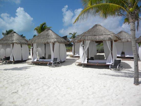 Secrets Maroma Beach Riviera Cancun: plage