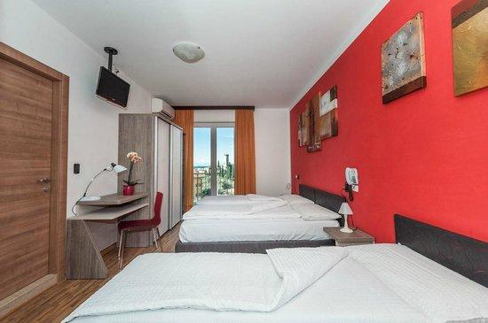 Hotel Garni Ischia: room