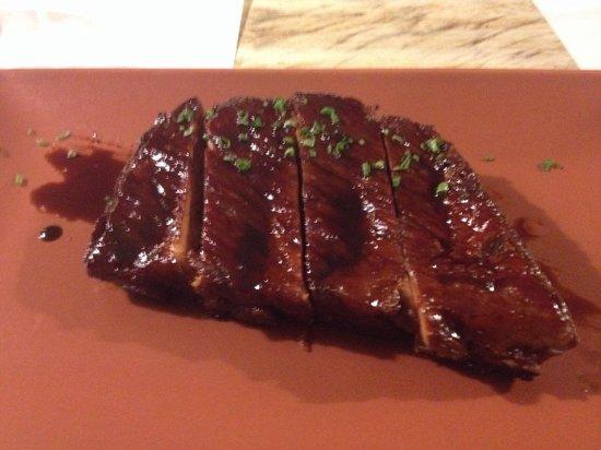Bambarol: 24th April 2014, yakitori pork ribs