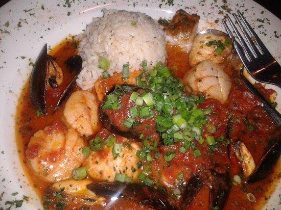 Creole Kitchen Columbus Ohio Menu