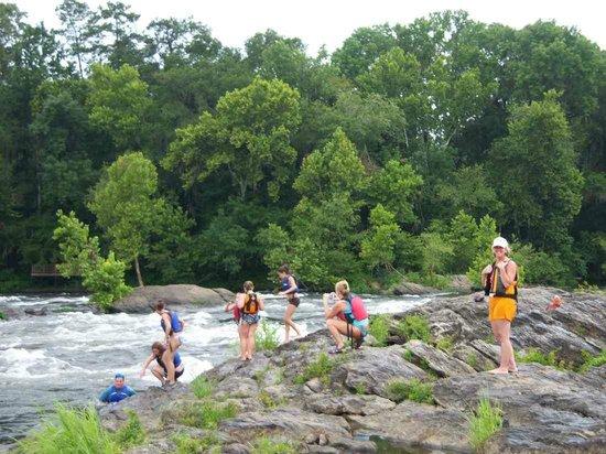 Coosa River Adventures,Inc: Coosa River, Wetumpka, AL