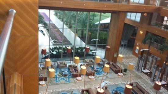 Hilton Dalaman Sarıgerme Resort & Spa: Foyer