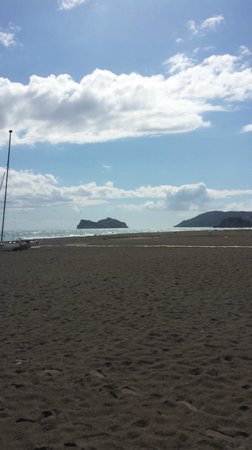 Hilton Dalaman Sarıgerme Resort & Spa: On the beach.