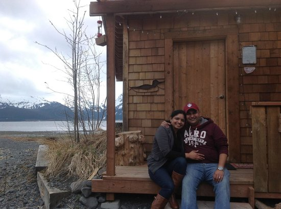 Angels Rest on Resurrection Bay, LLC : With our cabin