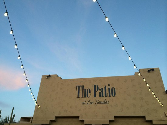 Bogey's Steak & Seafood: The Patio
