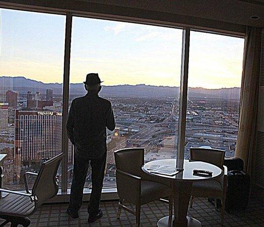 Wynn Las Vegas: Suíte no 54º andar