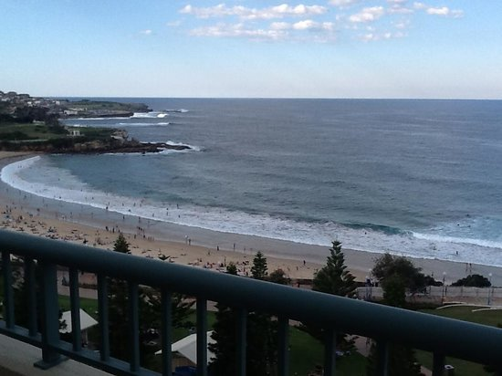 Crowne Plaza Hotel Coogee Beach - Sydney: the wonderful view