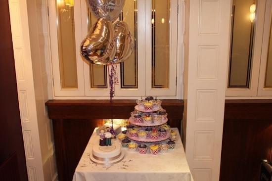 Barton Grange Hotel : reception