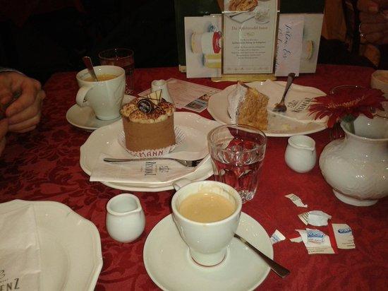 Café Restaurant Residenz: Nuestras elecciones